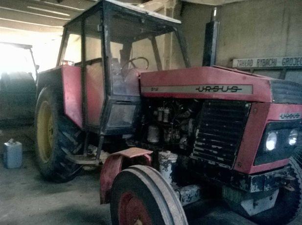 Ciągnik rolniczy URUS C385