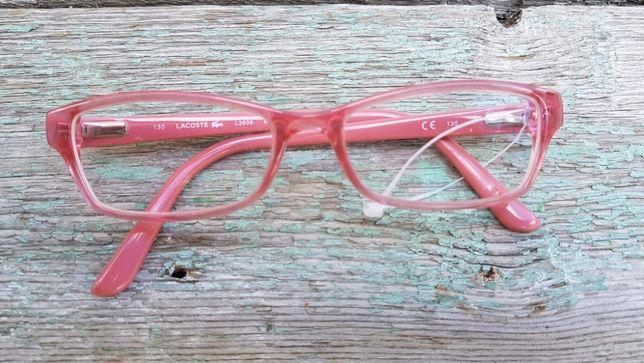 Оправа очки имиджевые Lacoste оригинал