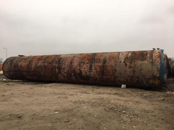 Zbiornik 100 - 115 tys. litrów