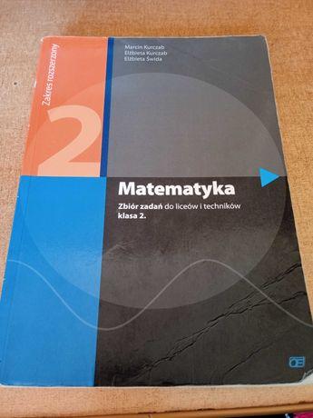 Zbiór zadań matematyka klasa 2