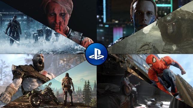 Игры playstation 4, PS 4, ПС 4