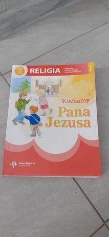 """Podrecznik Sw.Wojciech """"Kochamy Pana Jezusa"""" kl.2"""