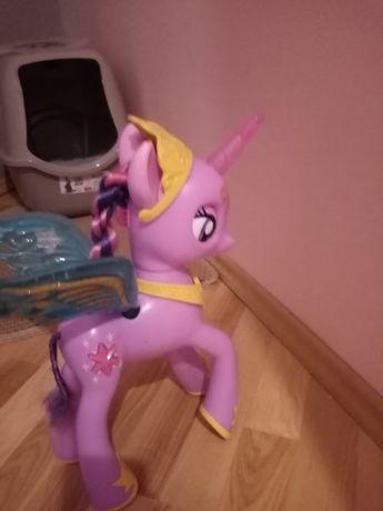 Elektroniczny konik my litle pony