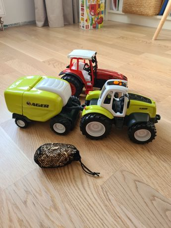 Тракторы  Jager/Tumbrel