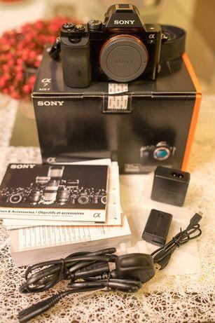 Sony a7 przebieg ok 5tys stan idealny