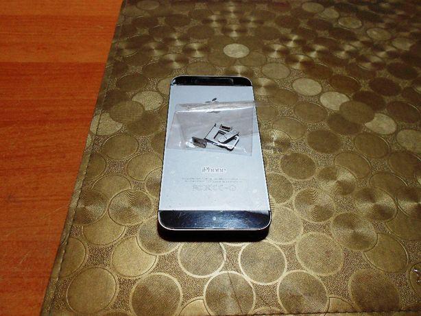 NOWA Klapka tył tylna + szufladki Iphone A1530 5s, Wysyłka za darmo!
