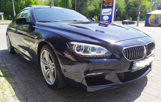 BMW 640 xDrive Grancoupe 2015
