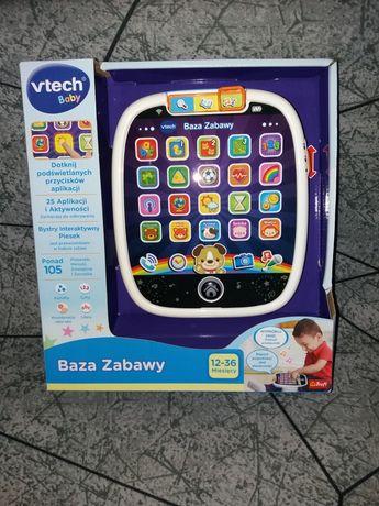 Vtech Baby Tablet Interaktywny Baza Zabawy