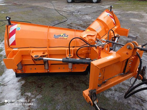 SAMASZ PSV 271 PŁUG do śniegu odśnieżania śnieżny odśnieżny pronar TUZ