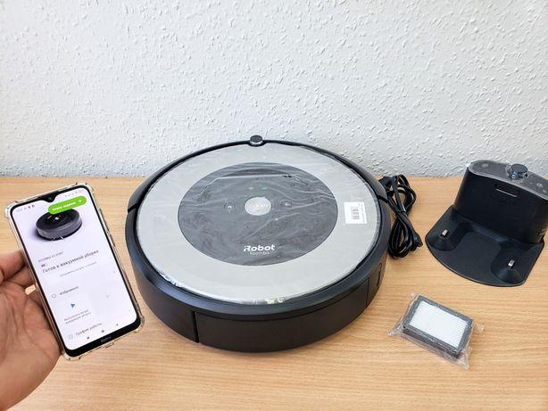Irobot Roomba E5 робот пылесос пилосмок Румба Айробот