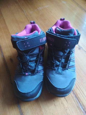 Sprzedam buty zimowe dziewczęce