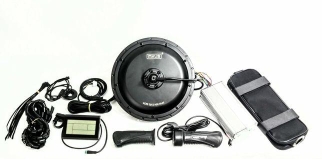 silnik 1000W 1500W do rower elektryczny zestaw