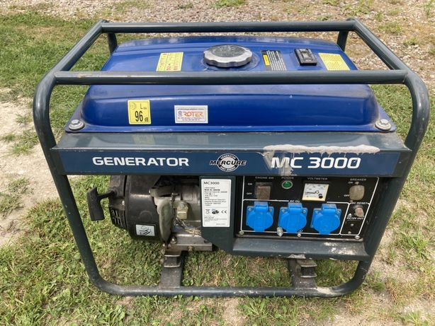 Agregat generator pradotworczy mc 3000