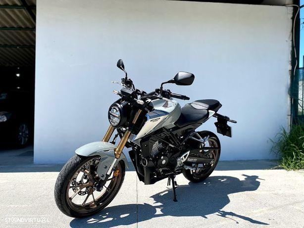 Honda CB  125R 2021