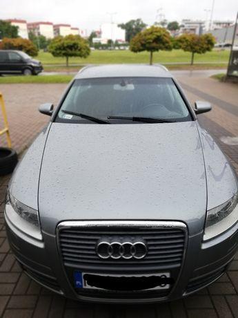 Audi A6 super stan, zamiana