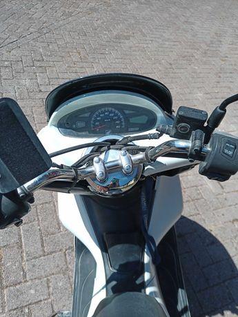 Mota Honda Pcx 2011