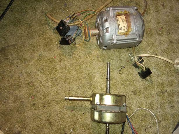 Электродвигатель мотор вставляется в розетку с переключателями
