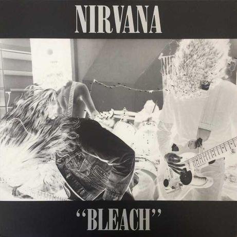 Винил Nirvana – Bleach (SS, LP, Grunge, Rock)