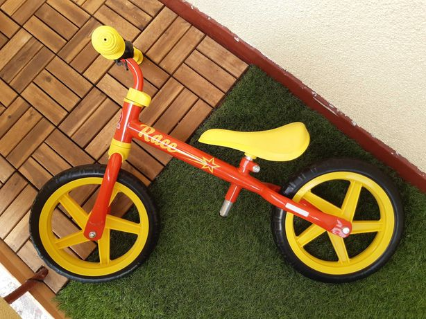 Rowerek biegowy Race Lidl Nowy