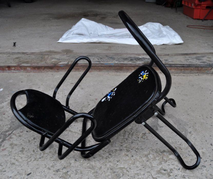 Вело креслице детское Буча - изображение 1