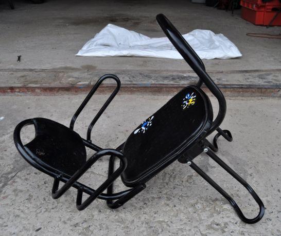 Вело креслице детское
