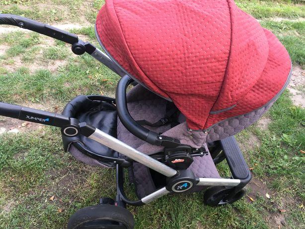 Детская коляска б/у 2в1 В хорошем состоянии!