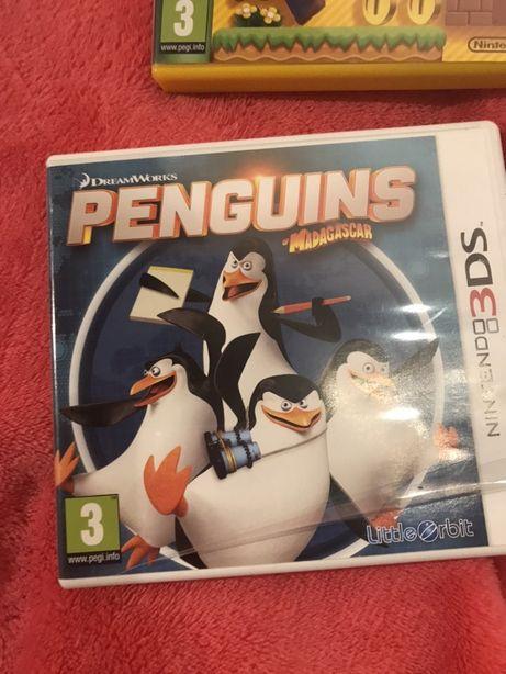 Jogo Nintendo 3DS Penguins
