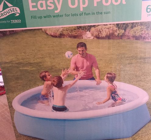 basen z pokrywą