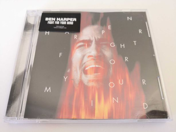 CD Ben Harper - Fight for your Mind