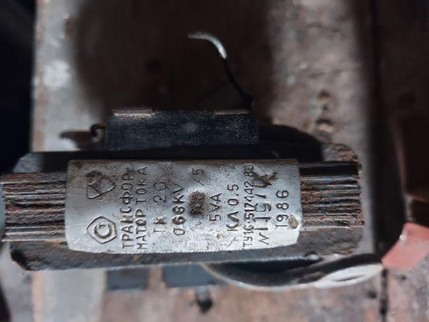 Токовий трансформатор тк 20
