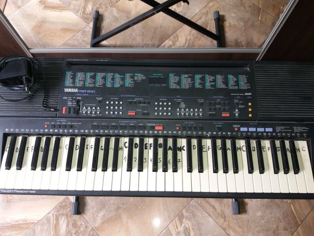 Keyboard organy Yamaha psr  500 + stojak