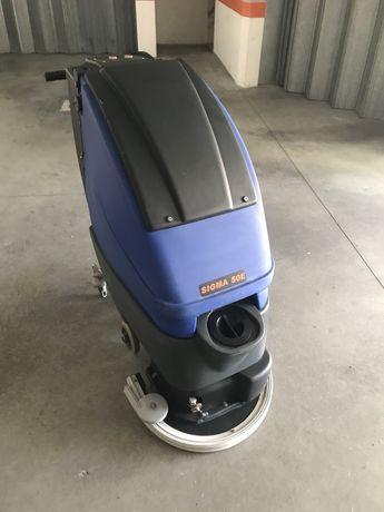 Máquina de limpeza de chão