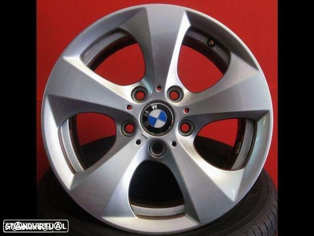 Jantes 16 Originais BMW S3 mod 2014 usadas igual a novas C/ pneus  usados