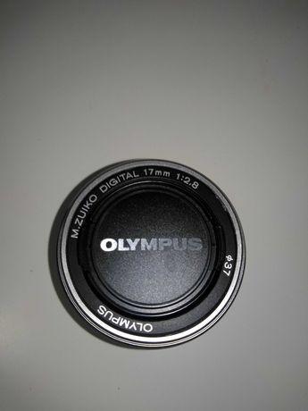 lente olympus pancake 17mm f2.8