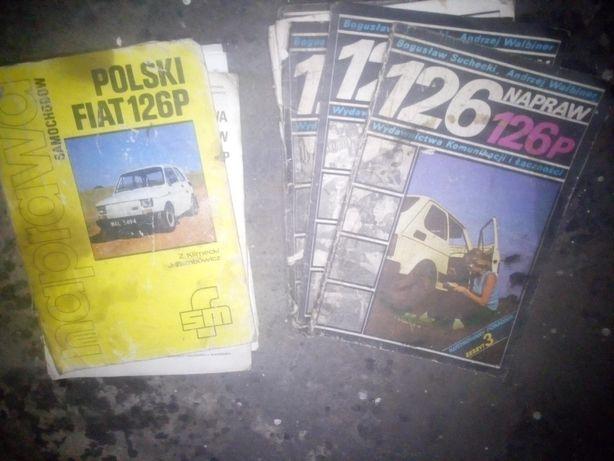 Książki Fiat 126p Naprawa