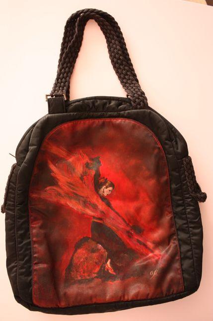 Эксклюзивная сумка, в одном экземпляре. Ручная работа. Handmade