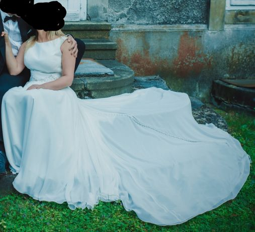 Suknia ślubna Justin Alexander 8894