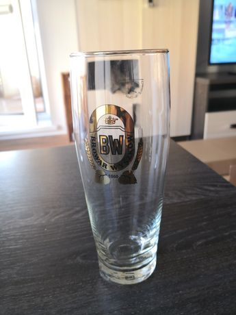 Szklanka do piwa kufel Browar Wyszków