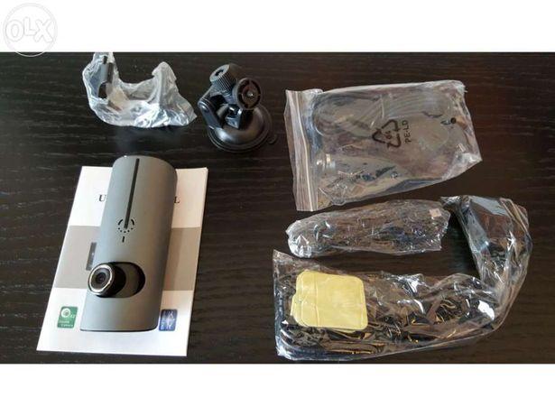 Camera c/ 2 cameras HD para carro auto com gravador de trajectos gps