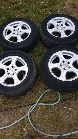Alufelgi firmy Advanti Racing 15cali 5x108