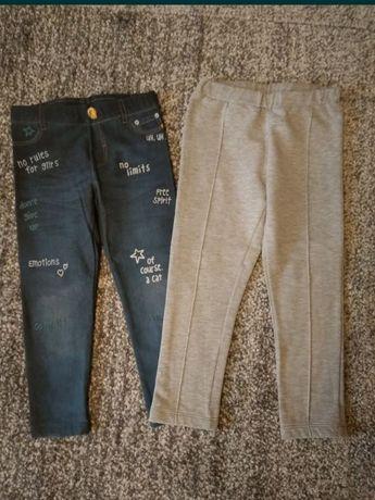 Mayoral getry i spodnie dresowe rozmiar 98
