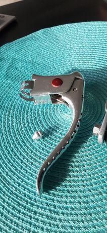 Hamulec Shimano 105 klamka Shimano 600 retro kolarzówka ostre