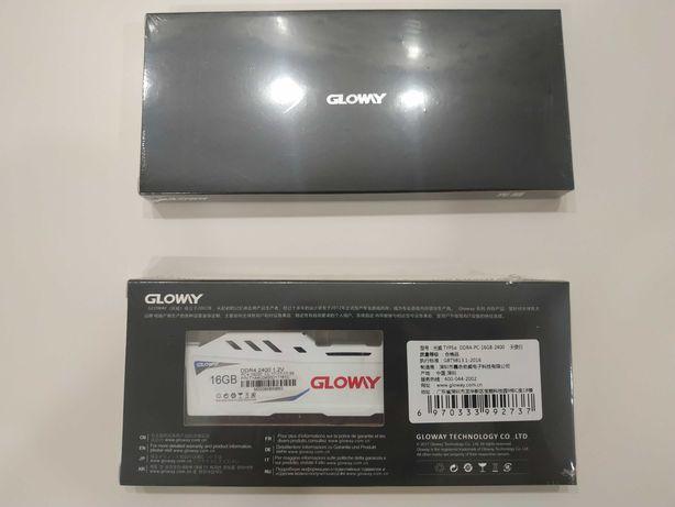 НОВА Оперативна пам'ять Gloway 16GB (32гб) DDR4-2400 MHz CL17 (Micron)