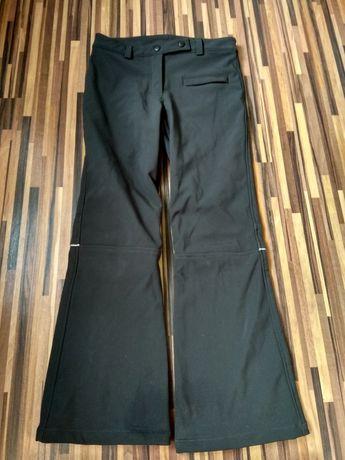 Spodnie narciarskie damskie Soft Shell Alive na narty zimowe 146 152