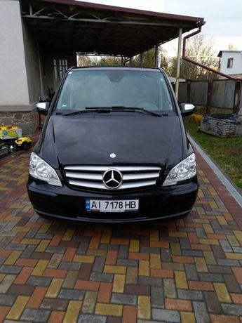 Mercedes VIANO extralong 2012 р.