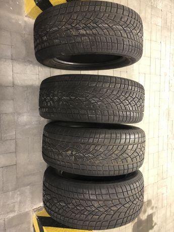 Komplet opon zimowych Dunlop Winter Sport 3D 19 cali  4 szt.