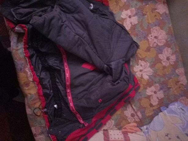 продам зимову теплу куртку та штани комплект(Германия)