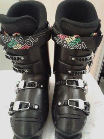 Лыжные ботинки стелька 23.5