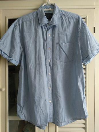 Koszula r. S,  2 sztuki krótki rękaw koszula Reserved