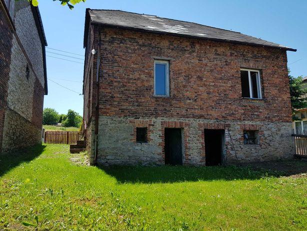 Sprzedam dom do remontu Myszków działka 538 m2